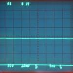 Technics (テクニクス) SP-10mk2 電源整流電圧波形 オーバーホール後