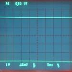 Technics (テクニクス) SP-10mk2 電源回路出力波形 オーバーホール後