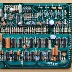 Technics (テクニクス) SP-10mk2 論理部回路基板 部品面 オーバーホール前