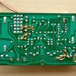 Technics (テクニクス) SP-10mk2 電源部回路基板 半田面 オーバーホール前