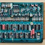 Technics (テクニクス) SP-10mk2 論理部回路基板 部品面 オーバーホール後