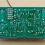 Technics (テクニクス) SP-10mk2 電源部回路基板 半田面 オーバーホール後