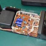 Technics(テクニクス) SL-1000mk3 コントロールユニット内部 オーバーホール前