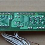 Technics(テクニクス) SL-1000mk3 中継回路基板 半田面 オーバーホール前
