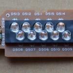 Technics(テクニクス) SL-1000mk3 ストロボ回路基板 部品面 オーバーホール前