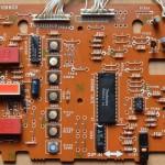 Technics(テクニクス) SL-1000mk3 オペレーション回路基板 部品面 オーバーホール後