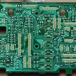 Technics(テクニクス) SL-1000mk3 オペレーション回路基板 半田面 オーバーホール後