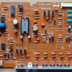 Technics(テクニクス) SL-1000mk3 ドライブ回路基板 部品面 オーバーホール後