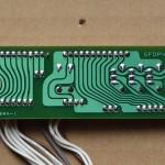 Technics(テクニクス) SL-1000mk3 中継回路基板 半田面 オーバーホール後