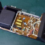 Technics(テクニクス) SL-1000mk3 コントロールユニット内部 オーバーホール後
