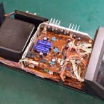 Technics(テクニクス) SP-10mk3 コントロールユニット内部 オーバーホール前