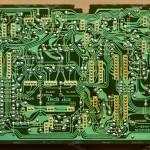 Technics(テクニクス) SP-10mk3 コントロール回路基板 半田面 オーバーホール前
