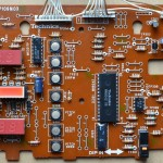 Technics(テクニクス) SP-10mk3 オペレーション回路基板 部品面 オーバーホール後