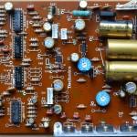 Technics(テクニクス) SP-10mk3 電源オペレーション回路基板 部品面 オーバーホール後