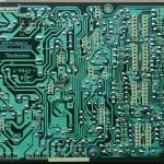 Technics(テクニクス) SP-10mk3 電源オペレーション回路基板 半田面 オーバーホール後