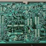 Technics(テクニクス) SP-10mk3 コントロール回路基板 半田面 オーバーホール後