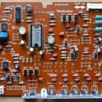 Technics(テクニクス) SP-10mk3 ドライブ回路基板 部品面 オーバーホール後