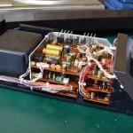 Technics(テクニクス) SP-10mk3 コントロールユニット内部 オーバーホール後