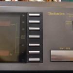 Technics(テクニクス) SP-10mk3 コントロールユニットパネル面 オーバーホール後