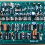 Technics(テクニクス) SP-10mk2 論理部回路基板 部品面 オーバーホール前