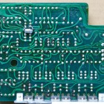 Technics(テクニクス) SP-10mk2 駆動部回路基板 半田面 オーバーホール前