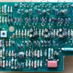 Technics(テクニクス) SP-10mk2 駆動部回路基板 部品面 オーバーホール後