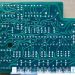 Technics(テクニクス) SP-10mk2 駆動部回路基板 半田面 オーバーホール後
