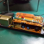 Technics(テクニクス) SP-10mk2 電源ユニット内部 オーバーホール後