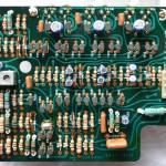 Technics (テクニクス) SP-10mk2 駆動部回路基板 部品面 オーバーホール前