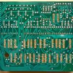 Technics (テクニクス) SP-10mk2 論理部回路基板 半田面 オーバーホール後