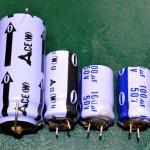 Technics (テクニクス) SP-10mk2 液漏れした電解コンデンサ