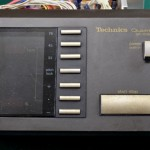 Technics (テクニクス) SP-10mk3 コントロールユニットパネル オーバーホール前