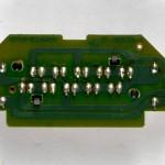 Technics (テクニクス) SP-10mk3 ストロボ回路基板 半田面 オーバーホール前