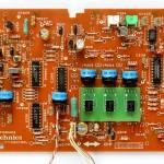 Technics (テクニクス) SP-10mk3 コントロール回路基板 部品面 オーバーホール後