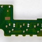 Technics (テクニクス) SP-10mk3 速度選択スイッチ回路基板 半田面 オーバーホール後
