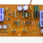 Technics (テクニクス) SP-10mk2 電源回路基板 部品面 オーバーホール前