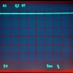 Technics (テクニクス) SP-10mk2 駆動用電源波形 オーバーホール後