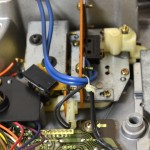 Technics (テクニクス) SP15 ブレーキ部 オーバーホール前