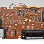 Technics (テクニクス) SP15 ロジック回路基板 部品面 オーバーホール前