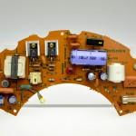 Technics (テクニクス) SP15 電源回路基板 部品面 オーバーホール前