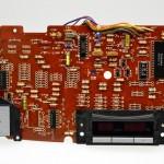 Technics (テクニクス) SP15 ロジック回路基板 部品面 オーバーホール後