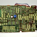 Technics (テクニクス) SP15 ロジック回路基板 半田面 オーバーホール後