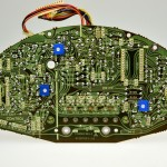 Technics (テクニクス) SP15 ドライブ回路基板 半田面 オーバーホール後