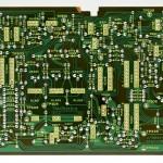 Technics (テクニクス) SP-10mk3 コントロール回路基板 半田面 オーバーホール後
