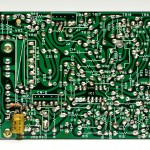 DENON (デンオン) DP-6000 サーボアンプ回路基板 半田面 オーバーホール後