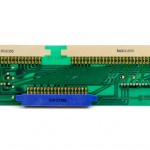 Technica (テクニクス) SP-10mk2 中継回路基板 部品面 オーバーホール前