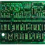 Technica (テクニクス) SP-10mk2 論理回路基板 半田面 オーバーホール前