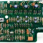 Technica (テクニクス) SP-10mk2 駆動回路基板 部品面 オーバーホール前