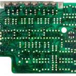 Technica (テクニクス) SP-10mk2 駆動回路基板 半田面 オーバーホール前