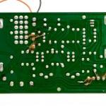 Technica (テクニクス) SP-10mk2 電源回路基板 半田面 オーバーホール前